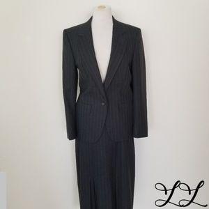 Vintage Collins and Fairbanks Suit Pinstripe 70s